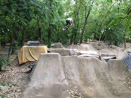 garden chicago dirt jumps