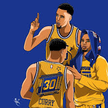 cartoon stephen curry wallpapers top