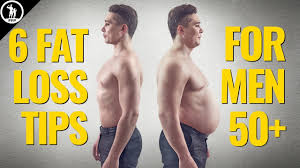 men over 50 to lose belly fat