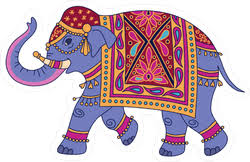 Elephant Vinyl Stickers Decals Elephant Stickers For Cars