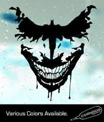 Joker Bat Sticker Vinyl Decal Suicide Squad Harley Quinn Batman Dc Comics Wayne Ebay