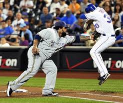 Prince Fielder, Tim Byrdak have dustup in Mets' 6-1 loss after 3-hour  delay; bad news on Jose Reyes - New York Daily News