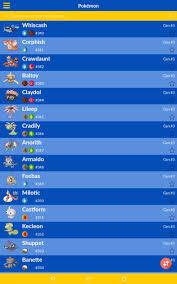 Guía Entrenadores Pokemon GO cho Android - Tải về APK