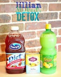 jillian michaels detox water recipe