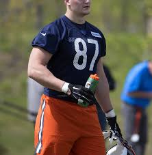Adam Shaheen: The Bears Newest Monster – Windy City Chronicle