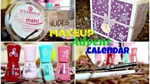 essence cosmetics makeup advent