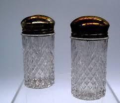 salt pepper shakers elegant tall