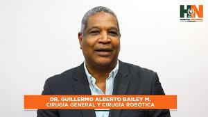 Prensa Dr. Guillermo Bailey — Dr. Guillermo Bailey - Cirugía General,  Laparoscópica y Robótica