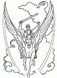 12 Best Pegasus Ausmalbilder Images Coloring Pages Printable