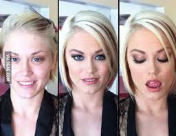 star before and after makeup 9