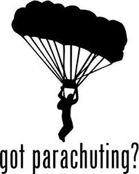 Amazon Com Got Parachuting Skydiving Sports Graphic Car Truck Windows Decor Decal Sticker Die Cut Vinyl Decal For Windows Cars Trucks Tool Boxes Laptops Macbook Virtually Any Hard Smooth Surface Automotive