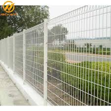 China High Security Powder Coated Steel Temporary Wire Mesh Fence Panel China Wire Mesh Fence Welded Mesh Fencing