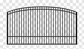 Wrought Iron Aleko Steel Dual Swing Driveway Gate Fence Gates Transparent Png