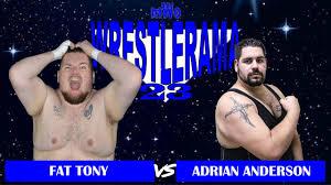 MWO WrestleRama 23 - Match #6: Fat Tony vs. Adrian Anderson - YouTube