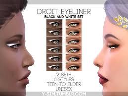 y sim s y droit eyeliner set