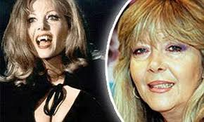 Ingrid Pitt dies aged 73 after collapsing on way to fan club dinner | Daily  Mail Online