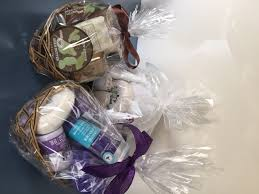 making the best spa gift baskets