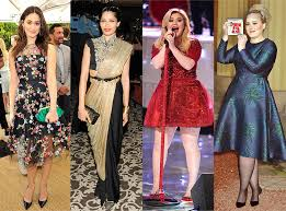 Adele, Kelly Clarkson and More Celebs in What We Hope They're Wearing on  Christmas Day - E! Online - CA