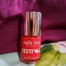 bn nails inc london festival hyde park