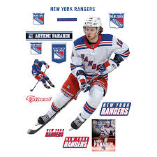 Artemi Panarin - Life-Size Officially Licensed NHL Removable Wall ...