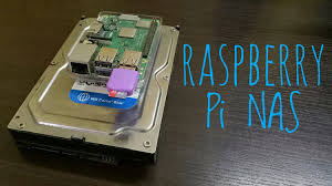 raspberry pi nas server using samba