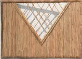 Bamboo Fence Panels Direct Import