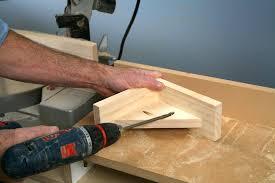 Make A Miter Saw Work Station Part 2 Thisiscarpentry