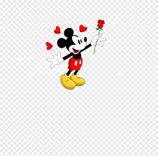 Mickey Mouse Minnie Mouse Donald Duck Daisy Duck Drawing, mickey mouse,  heroes, computer Wallpaper png