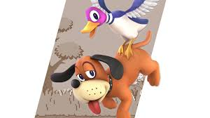 super smash bros ultimate duck hunt