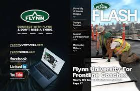 Flynn Flash Summer 2017 by Flynngroupofcompanies - issuu