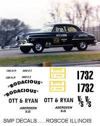 Decals 152927 1950 Olds Drag Car Bodacious 1 25th Scale Model Car Decal Buy It Now Only 11 On Ebay Decals Bodac Scale Models Cars Drag Cars Car Decals