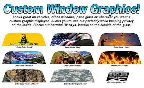 Us Army Camo Rear Window Graphic Decal Sticker Tint Truck Suv Camouflage Pattern 38 35 Picclick
