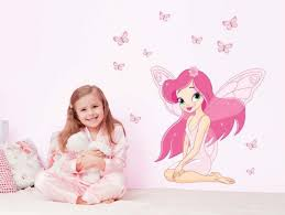 Angel Girl Wall Stickers For Kids Rooms Home Decor Living Room Sofa Children Wall Decals Price In Saudi Arabia Souq Saudi Arabia Kanbkam