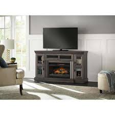 fireplace tv stands electric