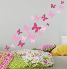 Girls Wall Decals Stickers Create A Mural
