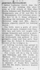Olga-Emilia-Johnson+WBM_1925-09-02_Wedding - Newspapers.com