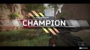 Apex Legends #1 Champion of The Arena ...