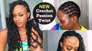 new crochet pion twist braid