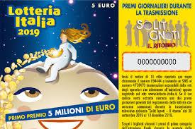 Lotteria Italia 2020: tutti i biglietti vincenti dell'estrazione ...