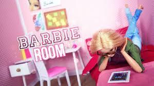ment faire la chambre de barbie