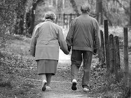 قصة عشق مؤثرة جداً بين زوجين وأصعب فراق