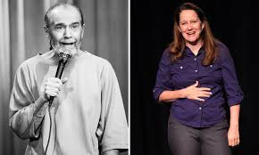 How George Carlin's Daughter Kelly Lost a Father But Gained a ...