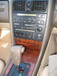 shaolin tattoo lexus ls400 interior