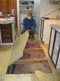 sagging mobile home floors cause a lot