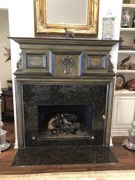 devinci cast stone fireplace mantels