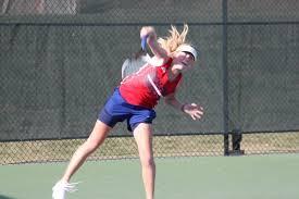 Patriot girls' tennis ends season – Treaty