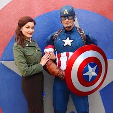 avengers costumes for and friends