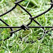 Black Chain Link Fence Hog Rings At Menards