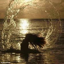 صور بنت على البحر صور بنات علي البحر رسائل حب
