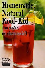 copycat natural kool aid brown thumb